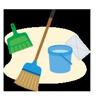 掃除のイメージ画像